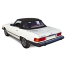 Mercedes Convertible Top 1972-1989 280-560SL Stayfast Canvas