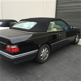 Mercedes 300CE/E320, 1992-1995 Convertible Top, German Canvas, No Window