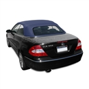 Replacement 2004-2009 CLK Convertible Top: Ink Blue - German A5