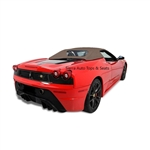 Ferrari Convertible Top 2001-09 F430/360 Twillfast RPC Canvas, Beige