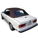 BMW 3 Series Convertible Top Replacement - Brown German Classic Canvas