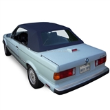 BMW Convertible Top 1987-1993 3 Series (E30) Stayfast Canvas, Blue