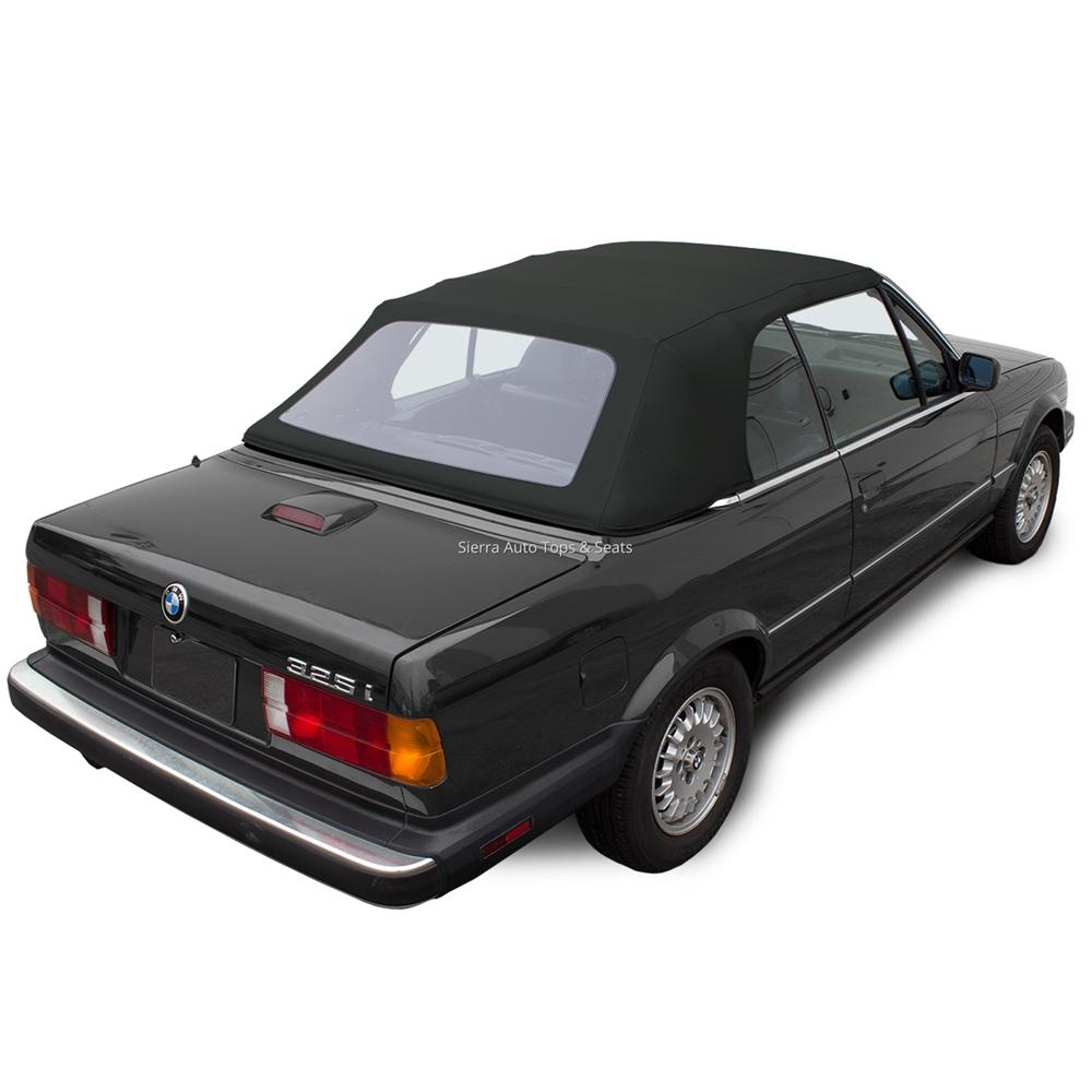 Bmw 3 Series 1987 1993 Convertible Top Black Twill Vinyl
