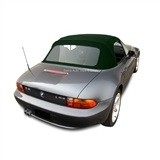 BMW Convertible Top 1996-2002 Z3 TwillFast Canvas English Green