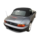 BMW Convertible Top 1996-2002 Z3 TwillFast Canvas, Black