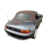 BMW Convertible Top 1996-2002 Z3 TwillFast Canvas Dark Beige