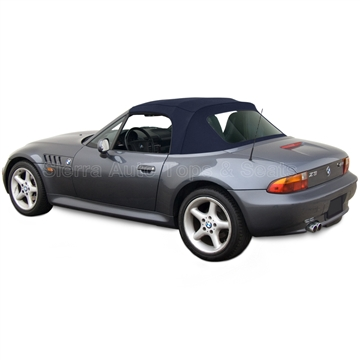 BMW Z3 1996-2002 Roadster Stayfast Convertible Top - Blue