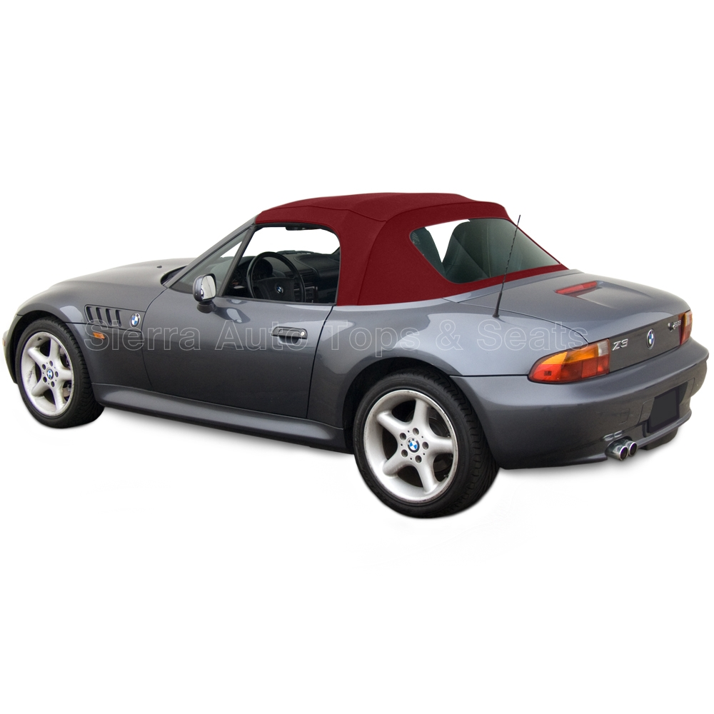 Bmw Z4 Convertible Price: BMW Z3 & M Roadster Burgundy Convertible Top W/ Plastic Window
