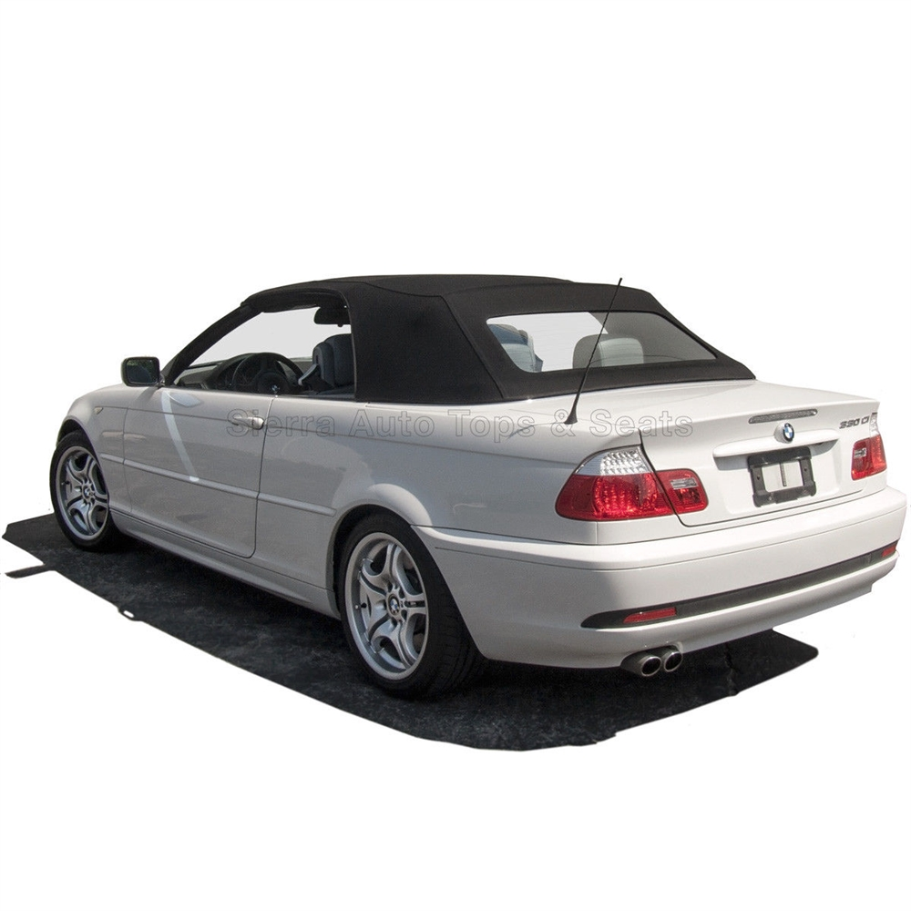 BMW 3 Series Convertible Top