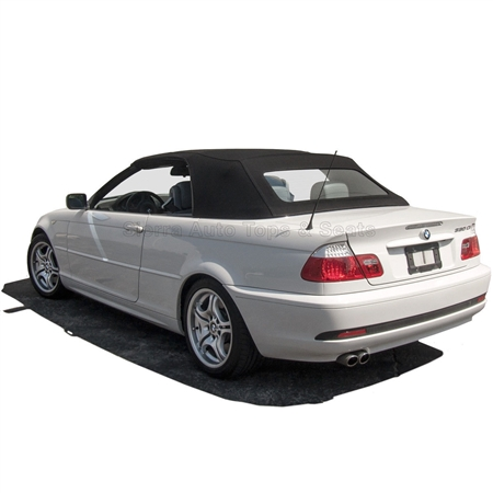 BMW 3-Series 20000-06 Convertible Top & Glass Window: Blue