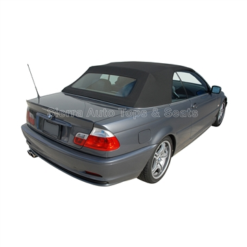 BMW 3-Series 20000-06 Blue Convertible Top w/ Glass Window