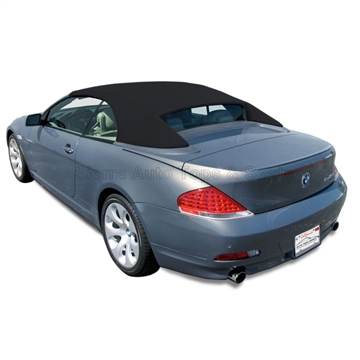 BMW 6 Series Convertible Top