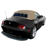 2003-2008 BMW Z4 Tan Replacement Convertible Soft Tops