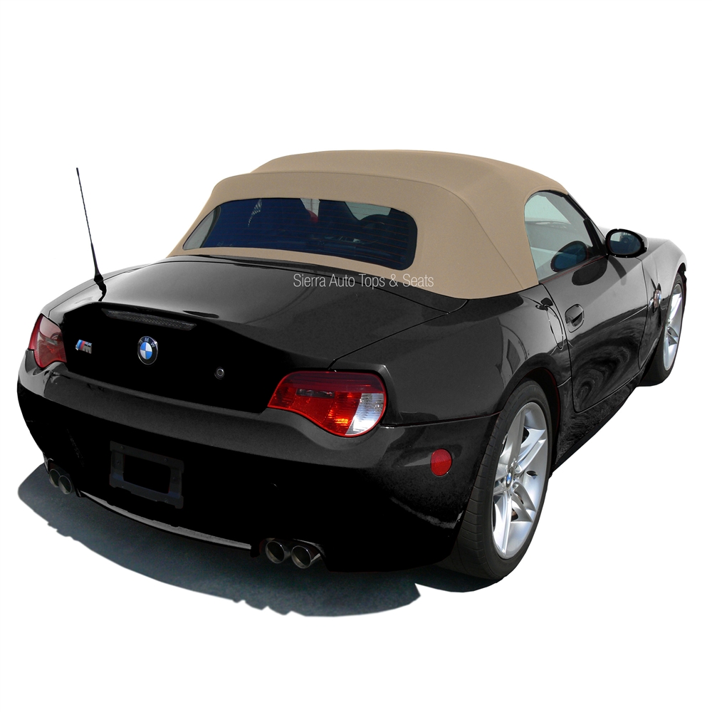 Bmw Z4 2007: 2003-2008 BMW Z4 Tan Replacement Convertible Soft Tops