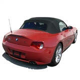 2003-2008 BMW Z4 Convertible Top w/ Glass Wndow - Black