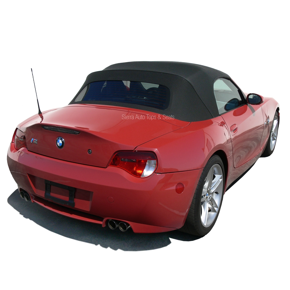 2003-2008 BMW Z4 Convertible Top With Glass Wndow