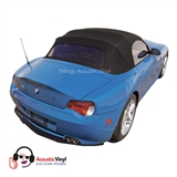 2003-2008 BMW Z4 (E85) Convertible Top Replacements & Window - Black