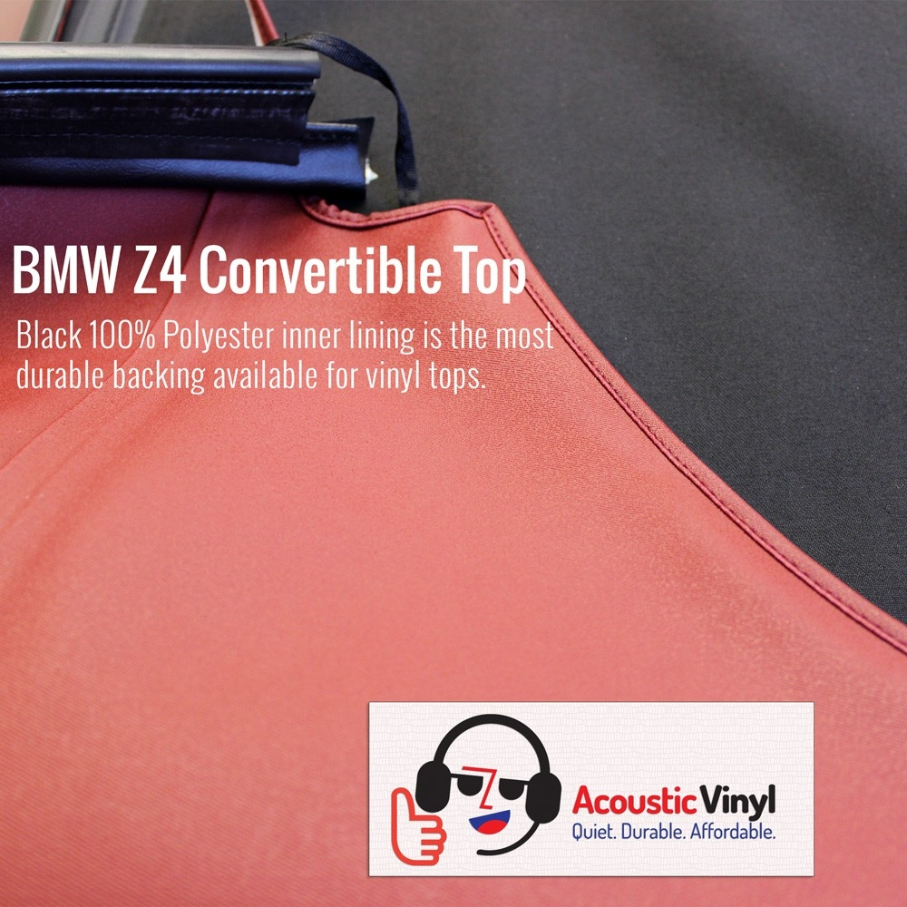 Bmw Z4 Convertible Price: 2003-2008 BMW Z4 (E85) Convertible Tops & Window: Black