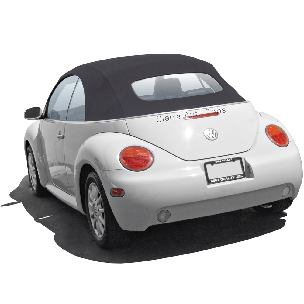 Volkswagen Beetle 2003-2010 Convertible Top | Manual Opening Top Frames  More Photos Email A Friend