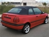 1995-2000 VW Cabrio Golf Convertible Top, Black Cabrio Grain Vinyl