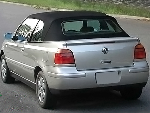 Volkswagen cabriolet 2000