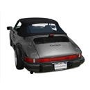Porsche 911 1983-1994 Twillfast II Convertible Top Replacement - Black