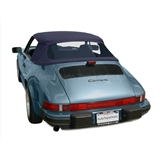 Porsche 911 1983-1994 Twillfast II Convertible Top Replacement - Blue