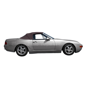 Porsche 994-968 Convertible Top Replacement - Brown Sonnenland Cloth