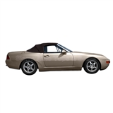 Porsche 994-968 Convertible Top - Brown Twillfast II Cloth