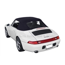Porsche 993 Carrer 1995-1998 Convertible Soft Top Replacement - Black