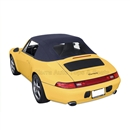 Porsche 993 Carrer 1995-1998 Twillfast II Convertible Top: Blue