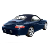 1998-2001 Porsche 996 Carrera Metropol Blue Convertible Top Replacement