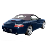 1998-2001 Porsche 996 Carrera Space Grey Convertible Top