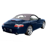 1998-2001 Porsche 996 Carrera Graphite Grey Convertible Top