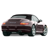 Convertible Top for 2002-2008 Porsche 996/997 Carrera - Black