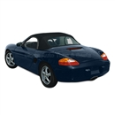 Porsche Boxster 1997-2002 Black Convertible Top & Window