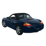 Porsche Boxster 1997-2002 Black Convertible Top Replacement & Window