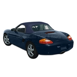 Porsche Boxster 1997-2002 Blue Convertible Top Replacement & Window