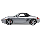 Porsche Boxster 1997-2002 Twillfast Convertible Top: Black