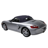 Porsche Boxster German A5 Convertible Top | Metropol Blue