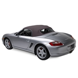 Porsche Boxster Convertible Soft Top w/ Glass Window | Space Gray