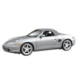 Porsche Boxster Convertible Top with Window: Graphite Gray