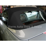 Porsche Boxster Convertible Top Replacement & Window - Black Stayfast