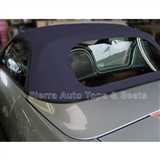 Porsche Boxster Convertible Top & Window | Blue Stayfast