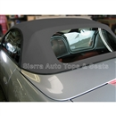 Porsche Boxster Convertible Top & Window | Gray Stayfast