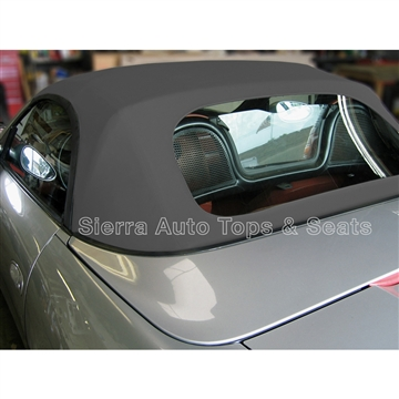 Porsche Boxster Replacement Convertible Top & Window - Gray Stayfast