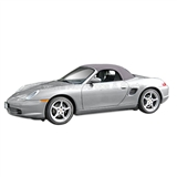 Porsche Boxster Convertible Top Replacement & Rear Window, Gray
