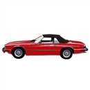 Jaguar XJS Convertible Soft Top | Black TwillFast Canvas