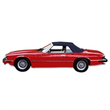 Jaguar XJS Convertible Soft Top | Blue TwillFast Canvas