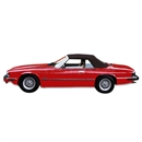 Jaguar XJS Convertible Soft Top | Brown TwillFast Canvas